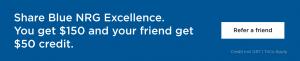 Blue NRG Refer a Friend